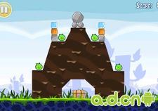 Android版愤怒的小鸟获取17大金蛋攻略