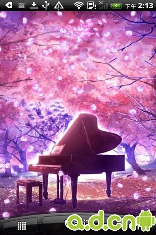 下载>>浪漫雪景动态壁纸>>美女动态壁纸保存到桌面