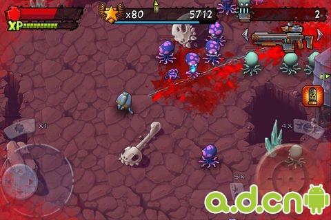 《怪物射击:失落破坏Monster Shooter: The Lost Levels》