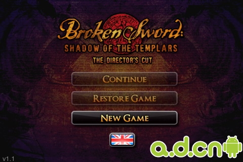 《断剑:导演剪辑 Broken Sword : Director's Cut》