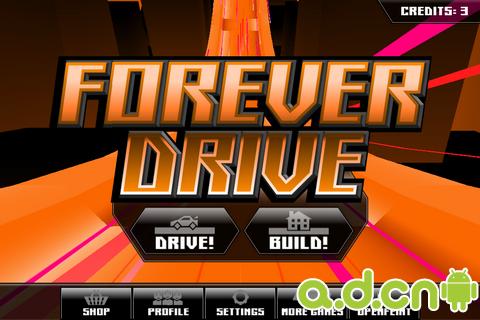 《永恒赛车 Forever Drive》