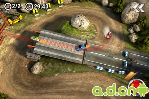 《指尖赛车2 Draw Race 2》