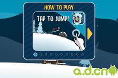 《滑雪大冒险 Ski Safari》