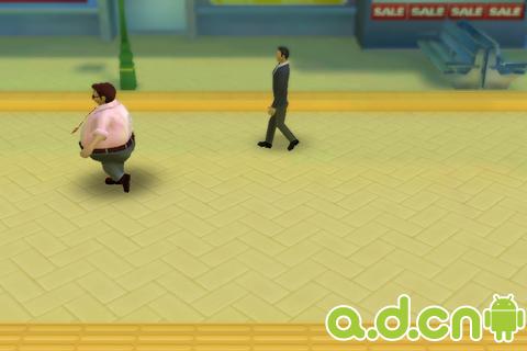《胖子快跑 Run Fatty Run》