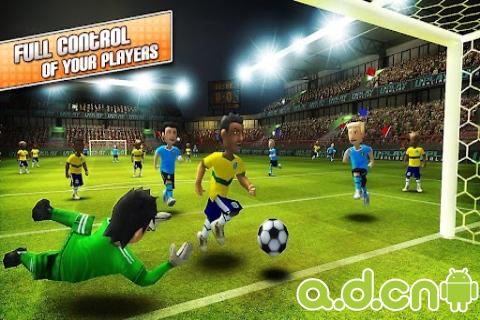 《前锋足球伦敦 Striker Soccer London》