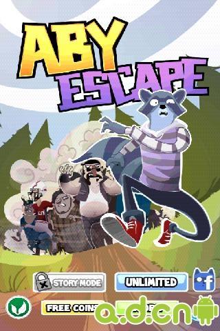 《老狼快跑 Aby Escape》