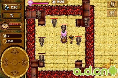 《埃及金字塔探险之旅 Bombergeddon》