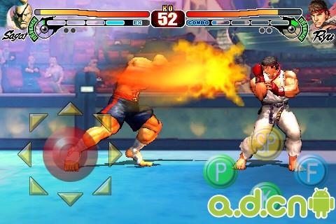 《街霸 Street Fighter》