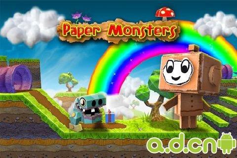 《纸片怪兽 Paper Monsters》