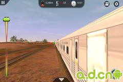 《实况模拟列车 Trainz Driver》
