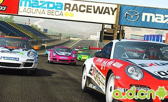 《真实赛车3 Real Racing3》