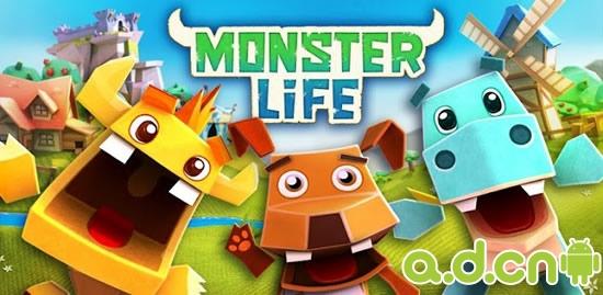 《恶魔大作战 Monster Life》