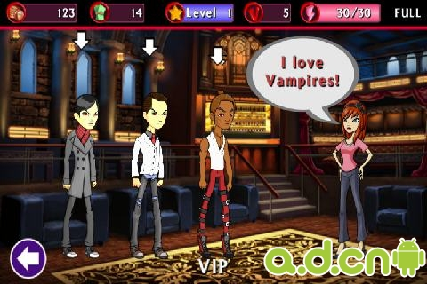 《我的吸血鬼男友 My Vampire Boyfriend》