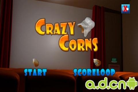 《疯狂爆米花 Crazy Corns》