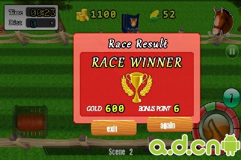 《德比赛马 Derby Dash 3D》