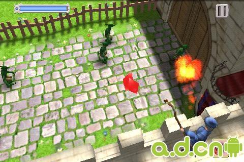《海格的魔术:城堡防御 完整版 Melo's Magic: Castle Defense》