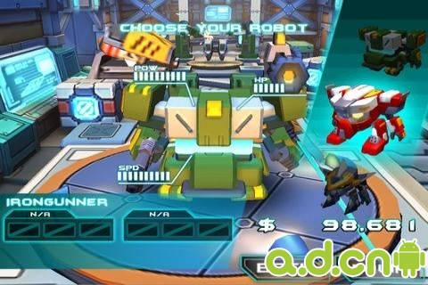 《机甲格斗 Armorslays》