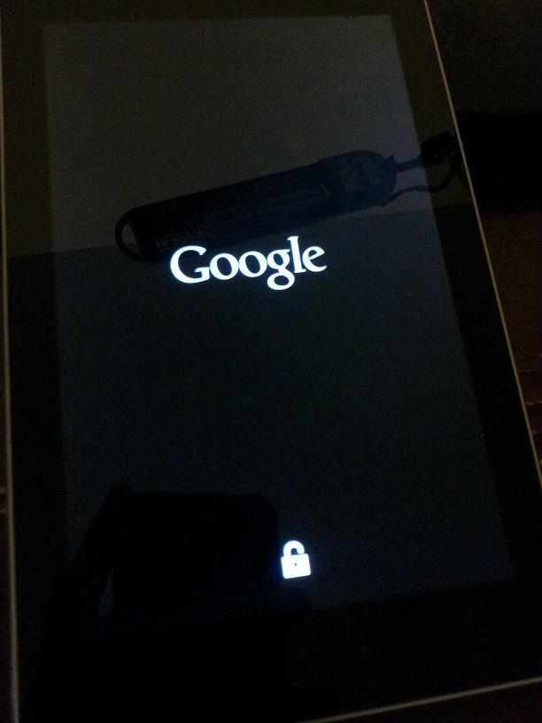 Nexus 7 root 解锁