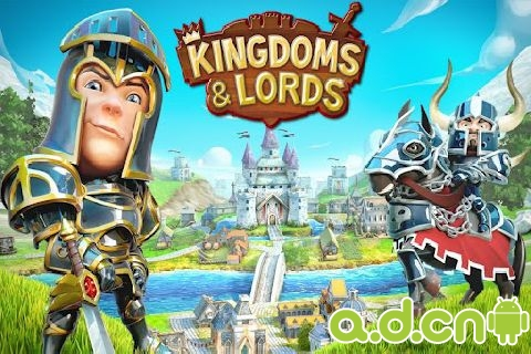 《王国霸主 Kingdoms & Lords》
