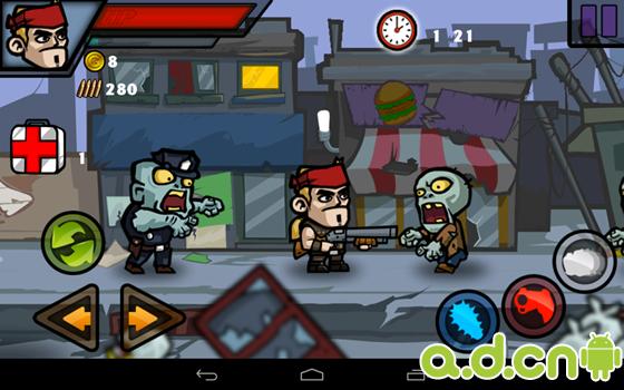 《杀戮都市 Zombie Terminitor》