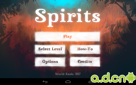 《树叶精灵 Spirits》