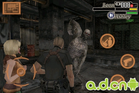 《生化危机4 Biohazard 4 Mobile Edition》