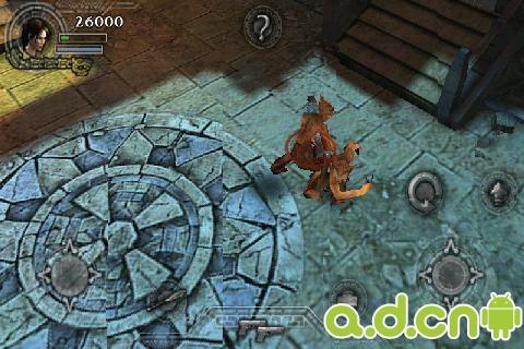 《劳拉与光明守护者 Lara Croft: Guardian of Light》