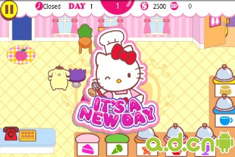 《Hello Kitty咖啡厅 Hello Kitty Cafe》