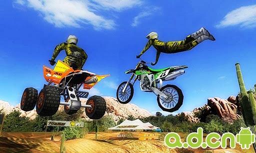 《2XL极限摩托 2XL MX Offroad》