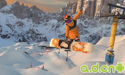 《尖峰滑雪 SummitX Snowboarding》