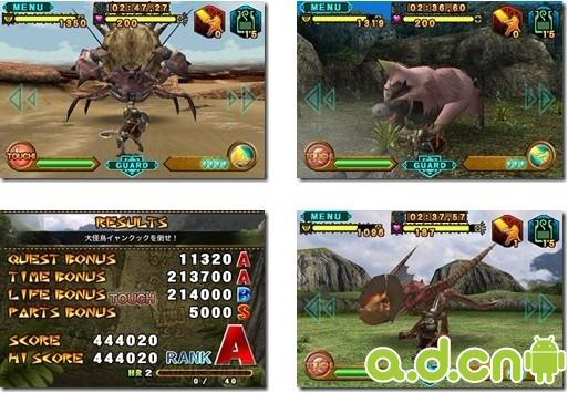 《怪物猎人:大狩猎 Monster Hunter: Massive Hunting》
