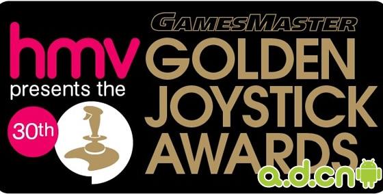 金摇杆奖 Golden Joystick Awards
