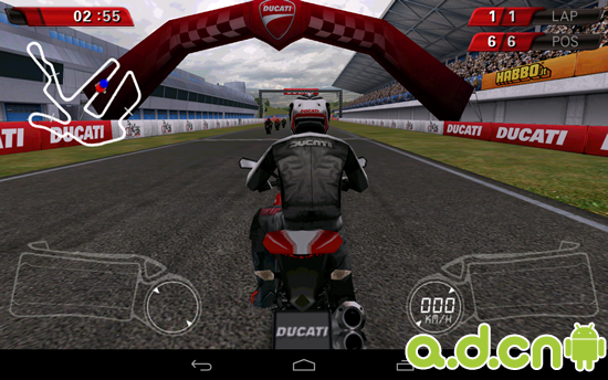 《杜卡迪赛车 Ducati Challenge》