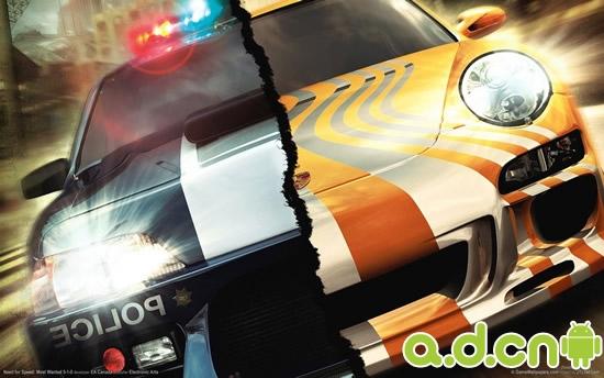 《极品飞车17:最高通缉2  Need For Speed17: Most Wanted2》