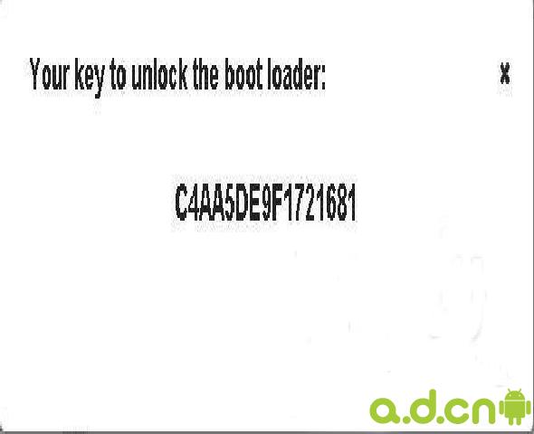 索尼爱立信LT15i Xperia Arc解锁BL和Root教程