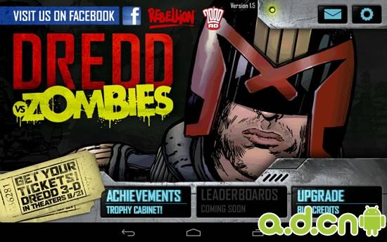 《特警判官大战僵尸 Judge Dredd vs. Zombies》