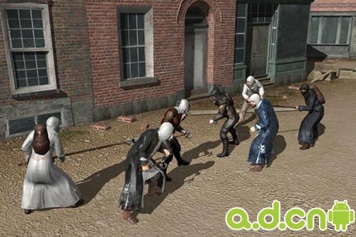 《刺客信条:乌托邦 Assassin's Creed:Utopia》