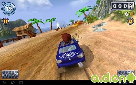 《沙滩车闪电战 Beach Buggy Blitz》