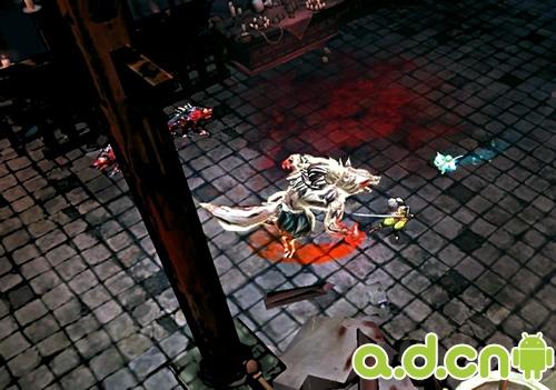《Akaneiro:Demon Hunters》