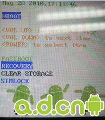 HTC Wildfire G8图文刷机教程