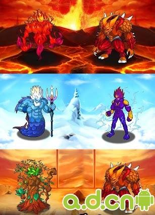 《怪兽军阀 Monster Warlord》