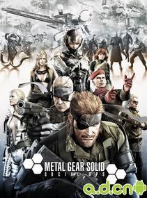 《合金装备:社会行动 Metal Gear Solid:Social Ops》