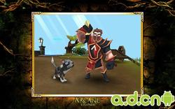 《神秘传奇 Arcane Legends》