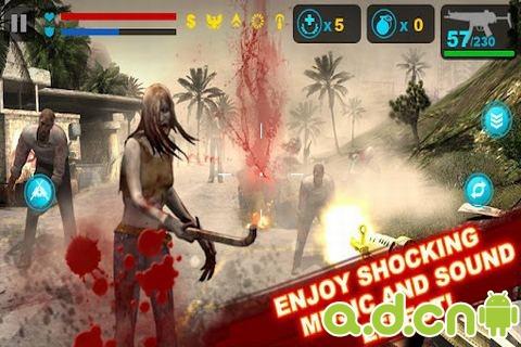 《僵尸前线 Zombie Frontier》
