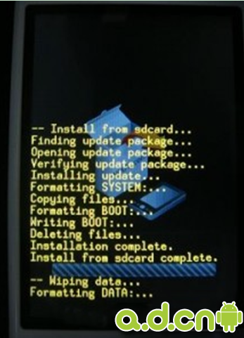 HTC G2 Magic刷机教程