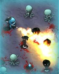 怪物射击:失落破坏