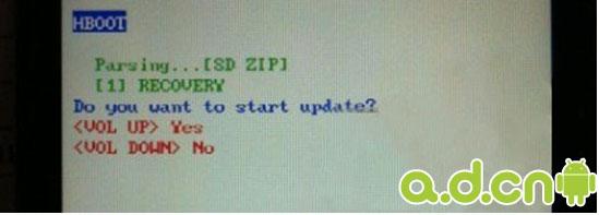 HTC Aria G9 图文刷机教程