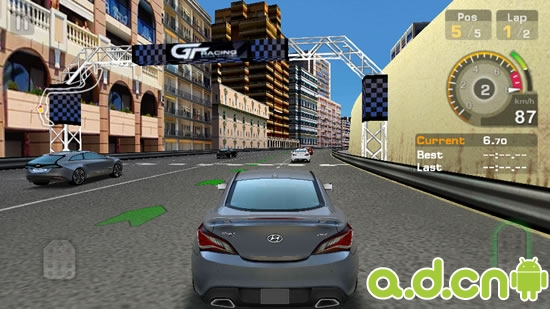 《GT赛车之现代汽车版 GT Racing:Hyundai Edition》