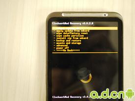 HTC Desire HD G10 图文刷机教程