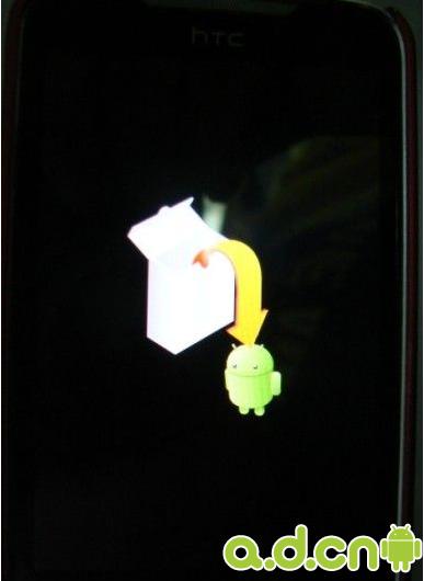 HTC Legend G6图文刷机教程